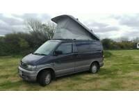 1998 Mazad Bongo 2.5 td auto Camper
