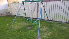 Children's swing set 1.8 metre height