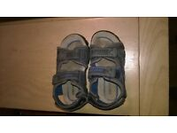 geox sandals size 7