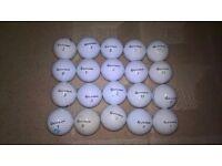 20 TaylorMade Golf Balls