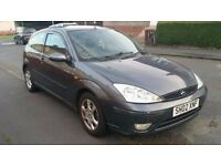 02 ford focus chic, magnum grey spares/repairs