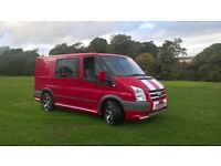 ford transit low miles full service very clean