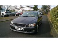 Lexus is200 SE Sport 2005 *full MOT no advisories*