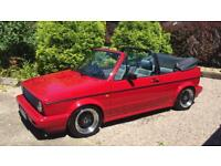 Vw mk1 golf cabriolet, soft top, clipper