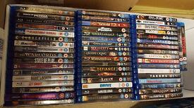 Blu Ray Movie Job Lot