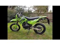 63 plate Sinnis apache 125 years mot vgc only done 2000 miles