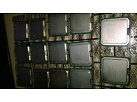 Xeon CPU`s Various Job Lot Very Cheap