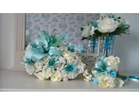 Wedding Bouquets Set 0f 3