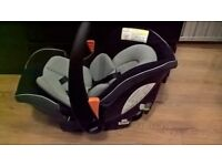 Car seat Mamas papas used bit used only occasionally