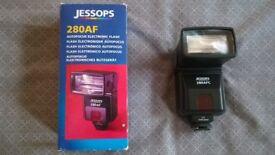 Flashgun Jessops 280AF - £5
