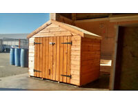 Garden Sheds From Only £260