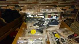 Build your own mustang