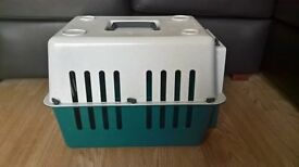 """Dog, Cat, Pet Carrier approx 17"""" by 12"""" by 12"""""""