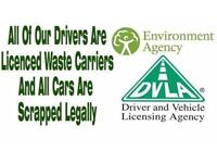 ♻️🚗scrap vehicles wanted northeast🚗♻️