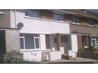 large 3 / 4 bedroom mid terraced house for rent in Cefn Glas, Bridgend. available now, dss welcome
