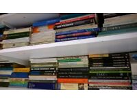 Various Academic Books NEW and Old x 200+
