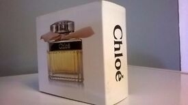 'CHLOE' LOVELY FRAGRANCE FOR LADIES, NEW-BOXED-SEALED, 75ML, COLLECTION/DELIVERY. TEL.07803366789