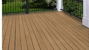 Composite Deck Boards - Various Colours Available