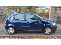 Citroen C3 1.4 2006 (56)**Low Mileage**Full Years MOT**Trade in to clear**Only £1595