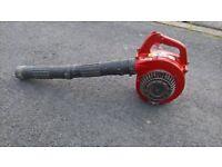 Robin FL251 Leaf blower. Sold spares or repair.