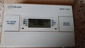 Lifestyle central heating timer