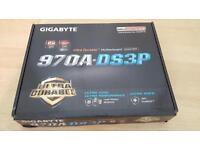 Gigabyte ga970a ds3p motherboard