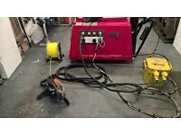 Plastic Welding Extrusion Machine (Extruder) Gun (Mobile Welding System) M.W.S