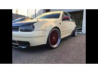 VW golf GTi - swap -px cash either pay T4
