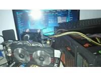 GAMING PC i5 4590 R9 270 8gb ddr3 1tb hdd 430w psu