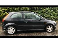 FORD FIESTA ZETEC 1.4L (2005) 3 door year mot with low miles very clean inside and out