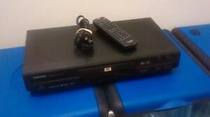 Toshiba DVD Player. With original remote