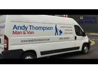 LONG DISTANCE MAN AND VAN FOR SMALL HOUSE REMOVALS
