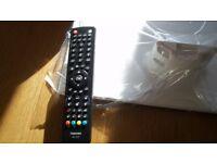 Toshiba tv/dvd remote control 24D1434