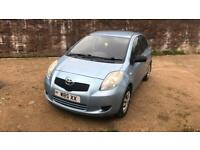 Toyota Yaris t3 1.3l for sale cheap