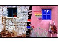 Painting ,decorating,tiling,flooring,wallpaper,construction.desighn interior