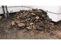 Job lot: Yorkshire Stone urgent removal