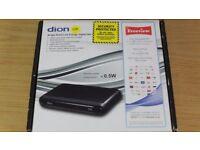 Dion Digital Set Top Box Model STB1AW11+