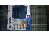 elogent compact heater desktop £10