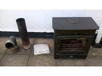 Multifuel stove - Aarrow Becton 11