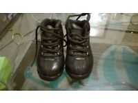 Toddler genuine Black timberland boots size 7 collection S2