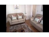 Two Seater Sofa - Laura Ashely Mortimer x2