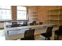 EC2 Co-Working Space 1 -25 Desks - Old Street Shared Office Workspace