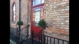 AVAILABLE NOW: 2 DOUBLE BEDROOM LOFT LIVING TOWN HOUSE DRAYCOTT DERBY