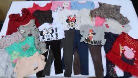 Girls clothing, large quantity 0-4 years. £1 per item, M&Sm Next etc.