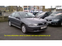 FULL BLACK LEATHER + RARE AND HARD TO FIND 1.6 PETROL CARISMA + DRIVES BEAUTIFULLY