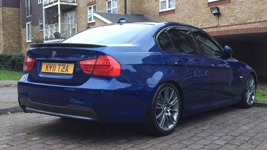 bmw 320d e90 m sport facelift carbon fibre spec in norwood london gumtree. Black Bedroom Furniture Sets. Home Design Ideas