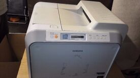 Samsung CLP-510 colour laser printer for spares or repairs