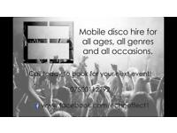 Mobile DJ | Disco Party Event Hire