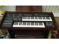 Yamaha dual organ
