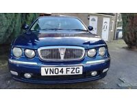 ROVER 75 1.8 Petrol Blue Low Mileage